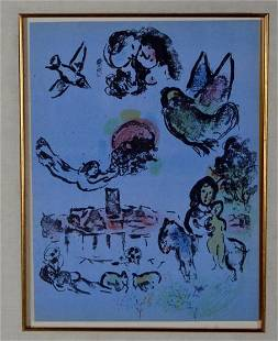 Marc Chagall (French, 1887-1985)