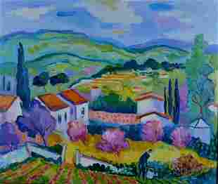 Jean Claude Picot (French, 1933-2020)