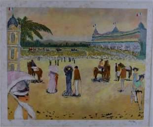 Dilley Ramon (French, B 1933)