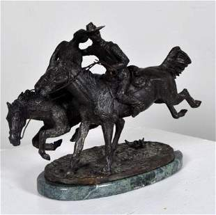 After Frederic Remington (American, 1861-1909)