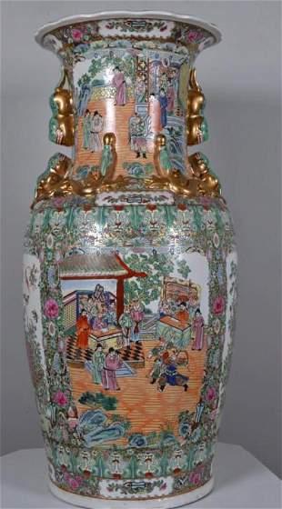Chinese Porcelain Floor Urn