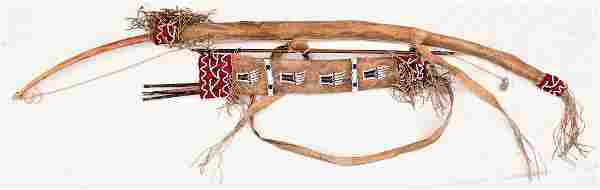 Plains Bow and Quiver