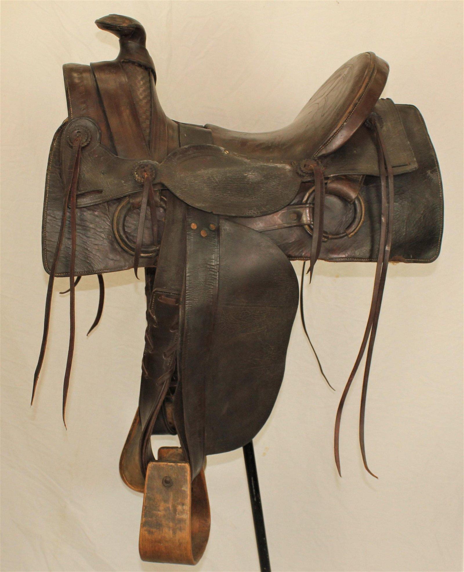Early FA Meanea Saddle