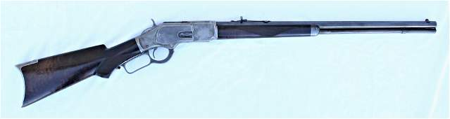 Deluxe Winchester 1873 Rifle