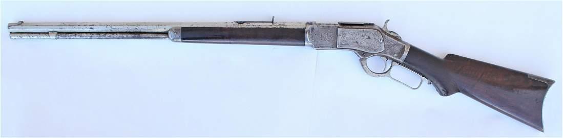 Buffalo Bill Deluxe Winchester 1873 Rifle