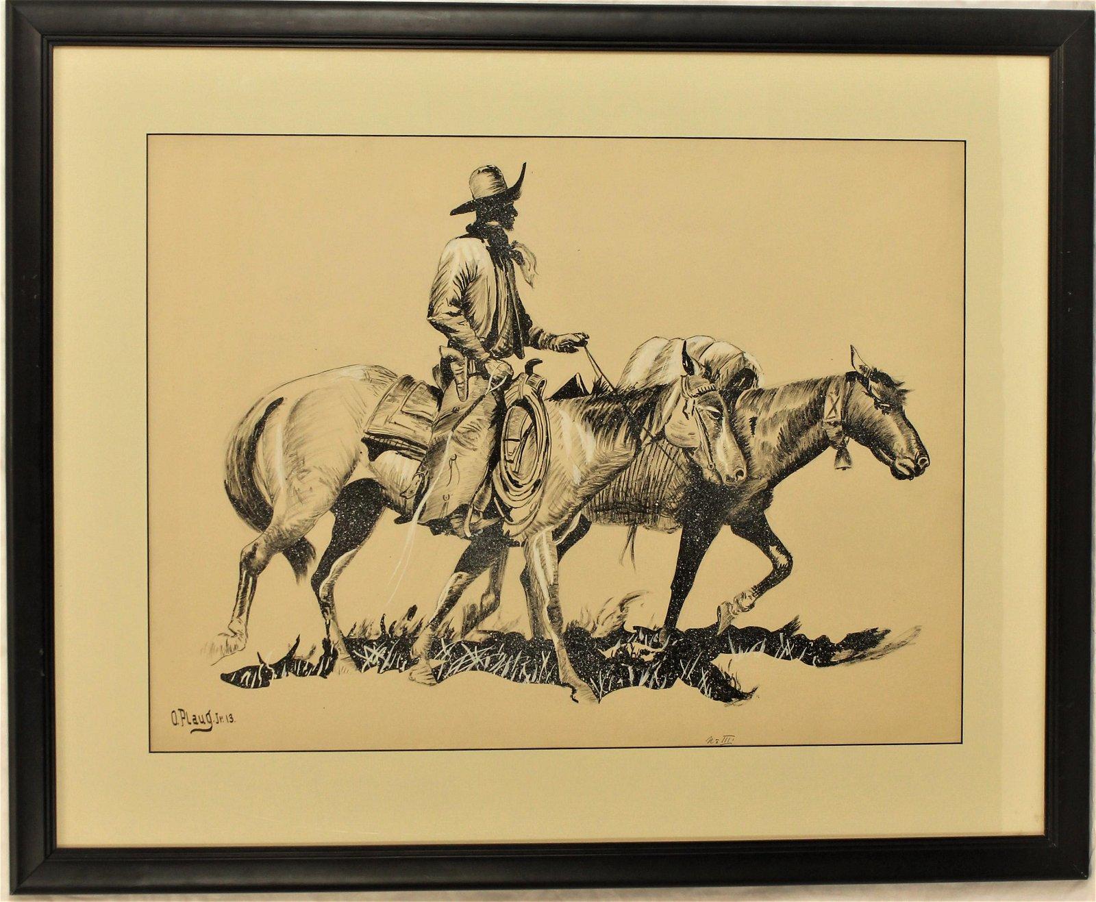 Otto Plaug Western Image