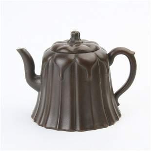Chinese Collection Yixing Zisha Clay Teapot