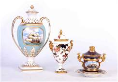 A SPODE LIMITED EDITION 'THE s.s. GREAT BRITAIN CU