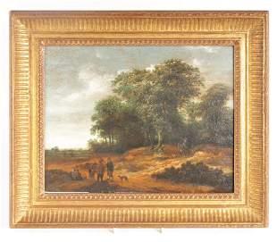 SALOMON ROMBOUTS (1655-1702) A DUTCH 17TH CENTURY