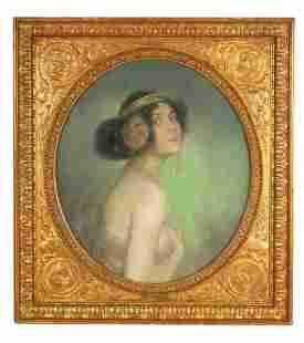 CLEMENS VON PAUSINGER (Austrian, 1855-1936) AN ART