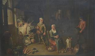Anonymous (17th - 18th century): painting (o/c)