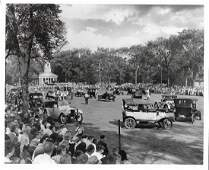 1963 Photo Greenfield Village antique car Ford