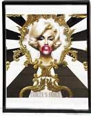 Marilyn Monroe Pop Art titled Tracey's Fancy- Prints