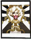 Marilyn Monroe Pop Art titled Tracey