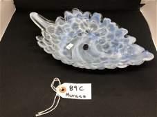 89C/ Murano Art Glass Nut Dish