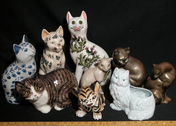26: Collection of 9 Cat Statutes - Various
