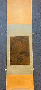 Old stock,Chinese painting and calligraphiy