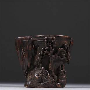 Old stock,chenxiang wood ornament
