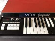 Vox Jaguar V-304 E Organ & Accessories