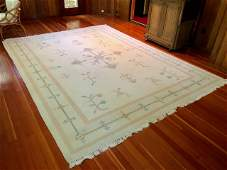 Woven Area Rug 9 by 12feet