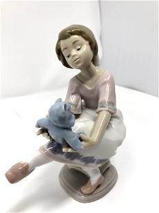 Lladro 7620 Best Friend Signed Collectors Society 1993