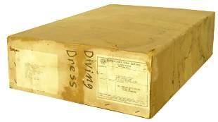 1952 Browne Diving Suit New Old Stock In Original Box!