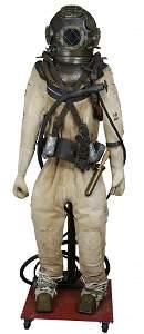 1918 US Navy Mark V Jake! Helmet, Suit, Knife + More!