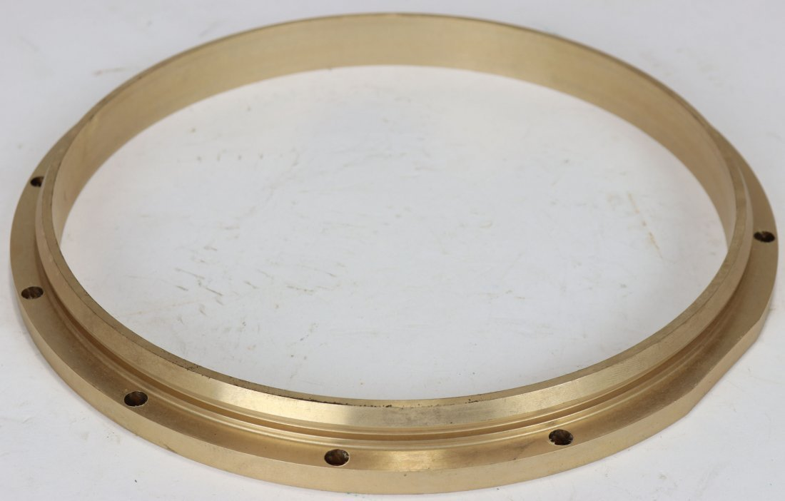 US Navy Mark 12 Diving Helmet Brass Breech Ring New
