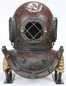 Rare 19th Century A.J. Morse Antique Diving Helmet