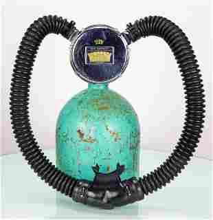 1967 US Divers Royal Aqua Master Double Hose Regulator
