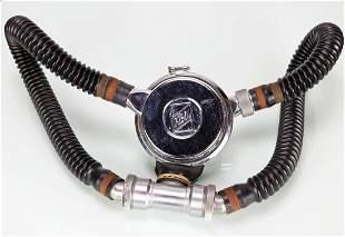 Russian Medi Hydromat 60s Soviet Double Hose Regulator