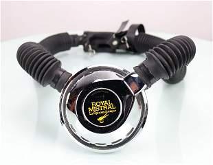 1980s La Spirotechnique Royal Mistral Double Regulator