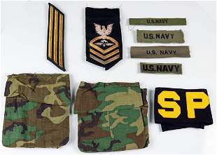 Chief Petty Officer Aircrew Survival Patch + More