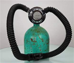 Dacor Model C-3 Clipper Two Stage Double Hose Regulator