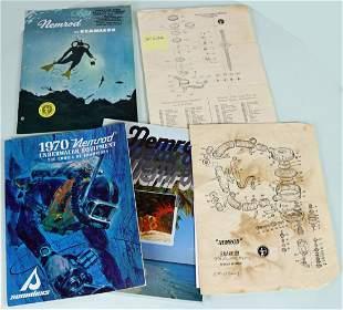 NEMROD Equipment Catalogs & Regulator & Gauge Diagrams