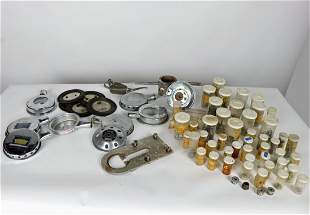 Large Grouping Of Double Hose Regulator Parts USD DACOR