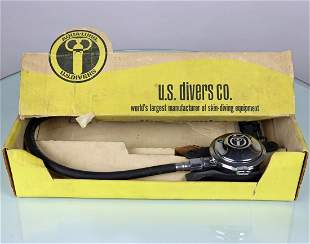 US Divers Calypso Single Hose Reg NOS in Box