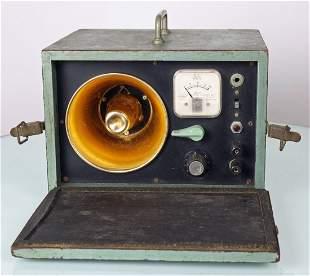 Vintage Single Diver Communications Dive Telephone