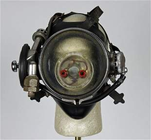Scott Hydro-Pak Divers Mask With Communications