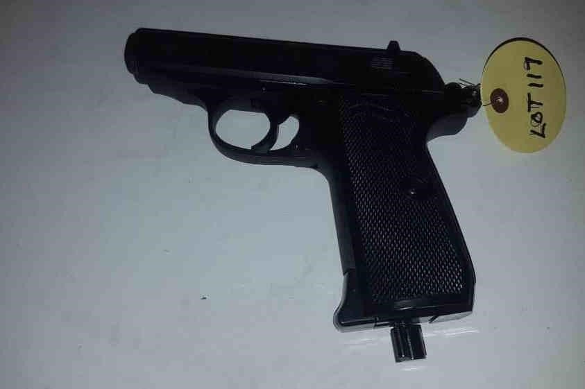 WALTHER REPLICA  177 BB