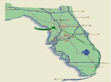22: .25 Acre Lot Ocala, FL NO RESERVE