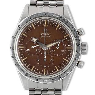 Omega. An absolutely exceptional and possibly unique