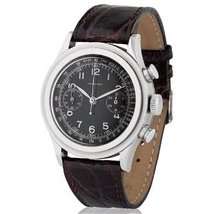 Longines. Nice and Attractive 13ZN Flyback Chronograph