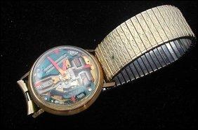 Bulova Accutron Model 214 Wrist Watch