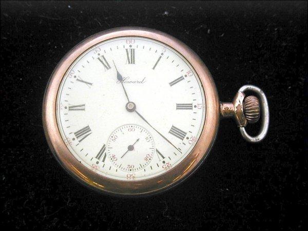 13: E. Howard Watch Co. 1903 17 Jewel Pocket Watch