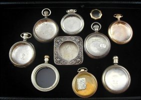 21: Watch Cases and Clock Frame