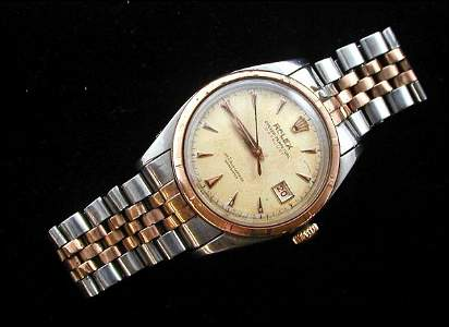 164: Rolex Date Just Wrist Watch