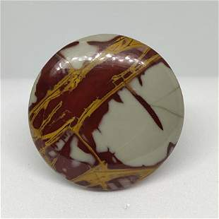 24.85 ct Natural Noreena Jasper