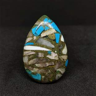 25.50 Natural Copper Turquoise