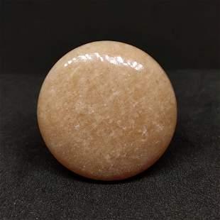 40.80 ct Natural Peach Amazonite